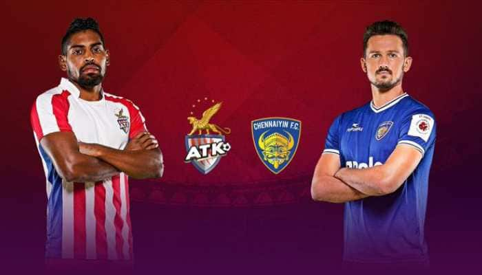 ISL final: Battle of strikers as ATK, Chennaiyin eye record 3rd title