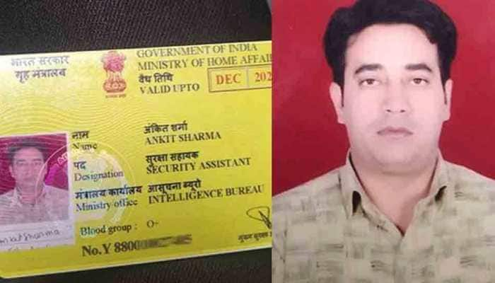Delhi Police arrests five more accused in IB staffer Ankit Sharma murder case