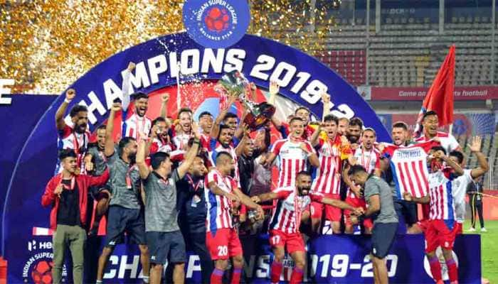 ATK beat Chennaiyin FC 3-1 to lift record third Indian Super League title
