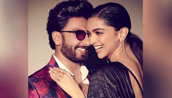 Entertainment news: Deepika Padukone can't help gushing over hubby Ranveer Singh's latest pic