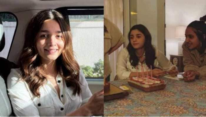 Inside Alia Bhatt's fab birthday party with sister Shaheen and her BFFs