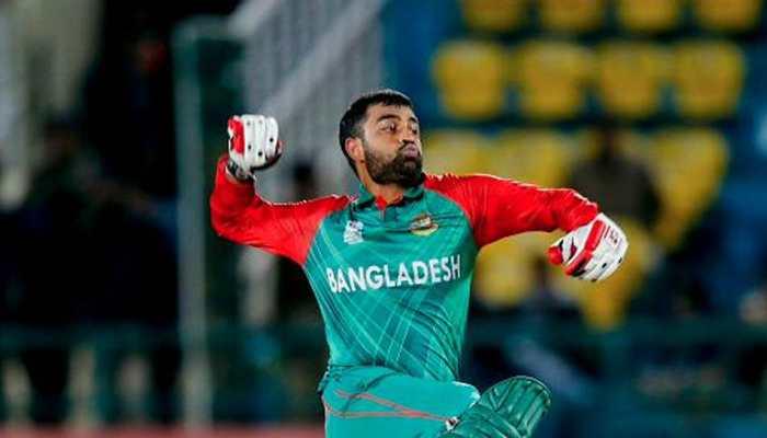 Difficult to fill Mashrafe Mortaza's shoes: Bangladesh's skipper Tamim Iqbal