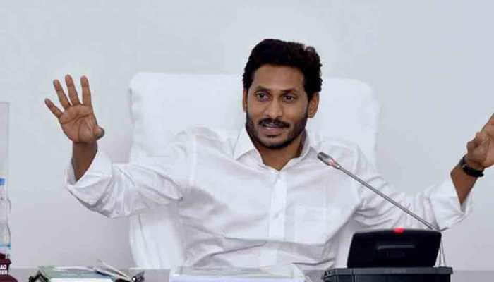 State Election Commissioner showing caste loyalty to Chandrababu, says YS Jagan