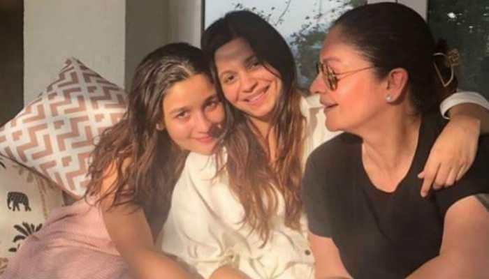 Entertainment news: Alia Bhatt enjoys a 'sunny' Sunday with sisters Pooja and Shaheen on birthday