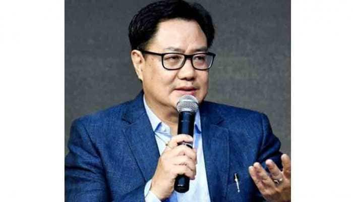 Don't lose spirit, focus on your training, Kiren Rijiju appeals to athletes amid COVID-19 outbreak