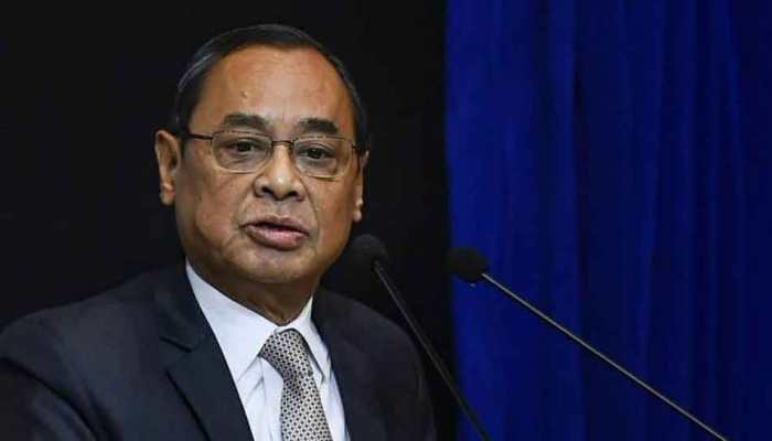 Ex-CJI Ranjan Gogoi takes oath as RS member, Opposition MPs shout 'shame' slogans, stage walkout