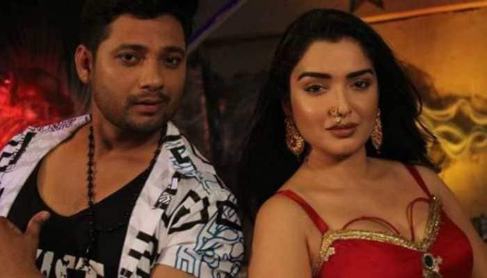 Aamrapali Dubey's song 'Meri Jawani Hai Made In Bihar' shatters YouTube – Watch