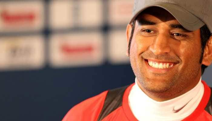'Smile is the way to be': BCCI shares throwback picture of MS Dhoni