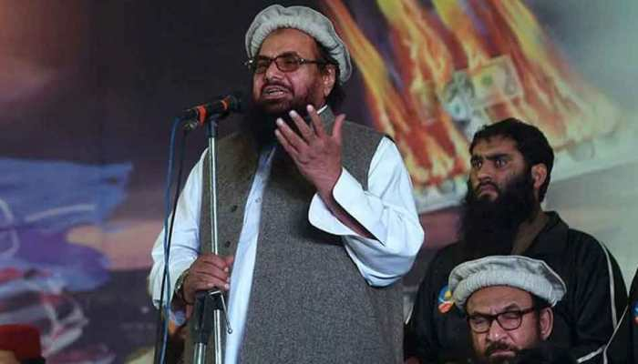LeT chief Hafiz Saeed admitted in CCU after undergoing angioplasty in Pakistan hospital