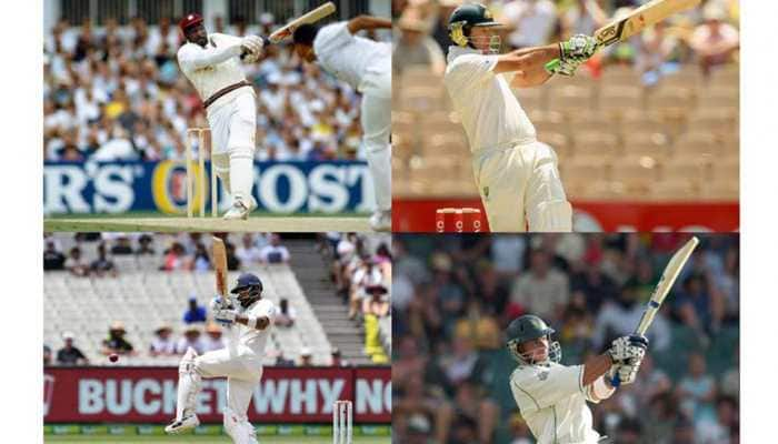 ICC shares collage of batsmen with best pull shots, Rohit Sharma reacts to his omission