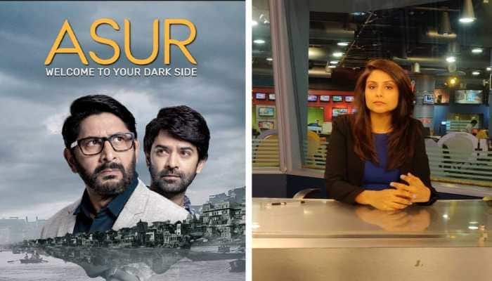 Arshad Warsi starrer 'Asur' actress happy with the positive response - Check Twitter reactions