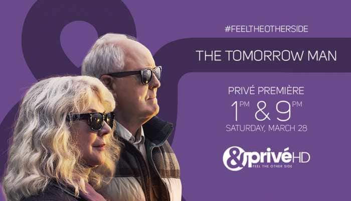 This Saturday, feel inspired to live in present as &PrivéHD premieres 'The Tomorrow Man'
