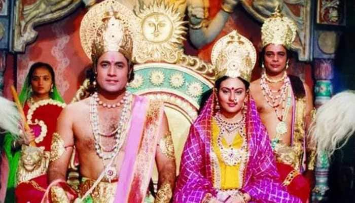 Entertainment News: With 'Ramayan' back on Doordarshan, netizens flood internet with 'happy viewing' messages