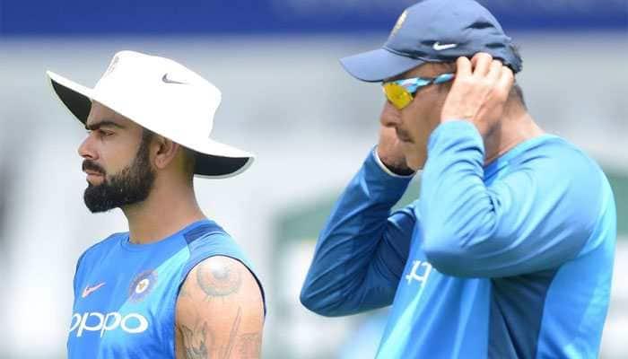 'Boss' Virat Kohli leads from front, sets tone on field: Ravi Shastri
