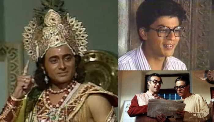 After 'Ramayan', Doordarshan brings back 'Mahabharat', Shah Rukh Khan's 'Circus', 'Byomkesh Bakshi' and others - Check TV program list