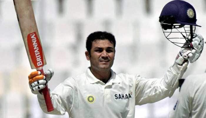 On this day in 2004, Virender Sehwag became 1st Indian to score triple ton in Test