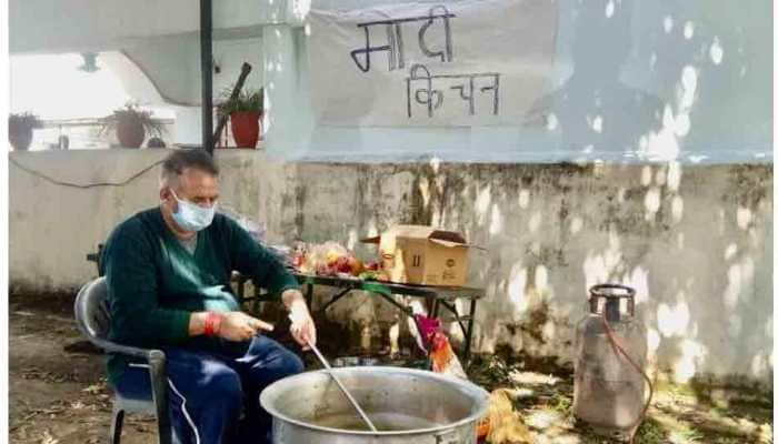 Mussoorie MLA starts 'Modi kitchen' to feed needy amid coronavirus COVID-19 outbreak