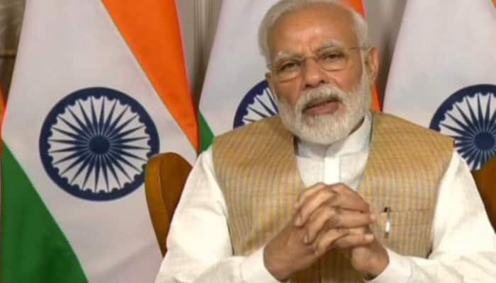 Extraordinary times require extraordinary solutions, says PM Modi; interacts with India's diplomatic heads over coronavirus COVID-19 via video conferencing