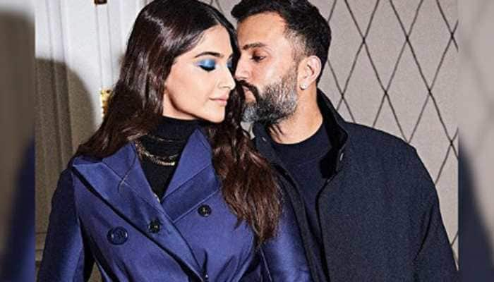 Sonam Kapoor and hubby Anand Ahuja's social media PDA is too cute for words - Check inside