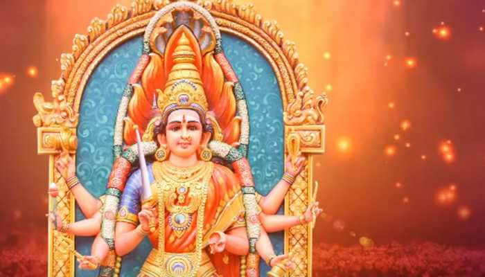 Chaitra Navratri 2020: Chant this Durga Aarti for the blessings of benevolent goddess
