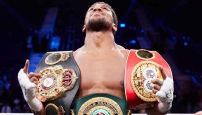 Have lost close ones due to coronavirus pandemic: Boxing champion Anthony Joshua