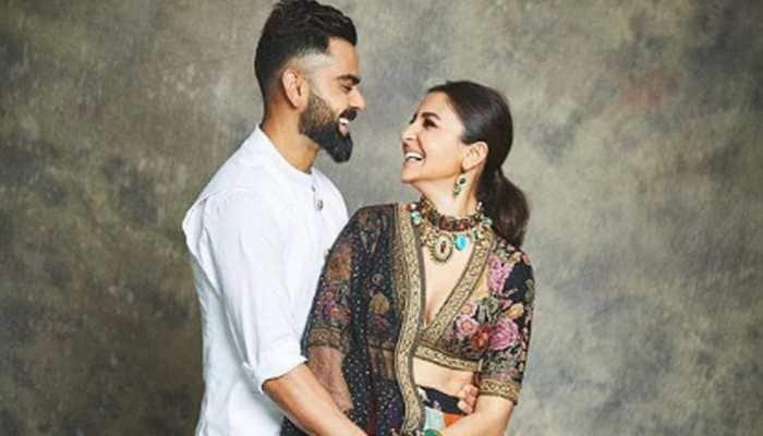 Bollywood News: On Ram Navami, Anushka Sharma savours delicious prasad, Virat Kohli shares goofy pics!
