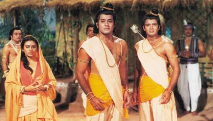 Doordarshan's 'Ramayan' garners highest ratings for a Hindi GEC show since 2015