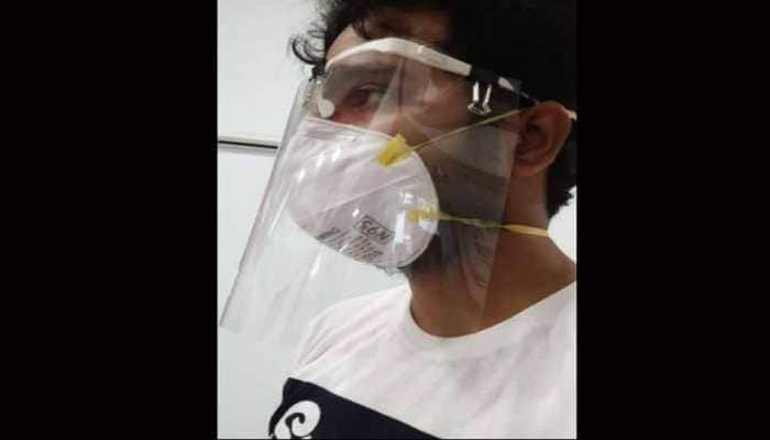 IIT Roorkee develops low-cost face shield for health care workers fighting coronavirus COVID-19