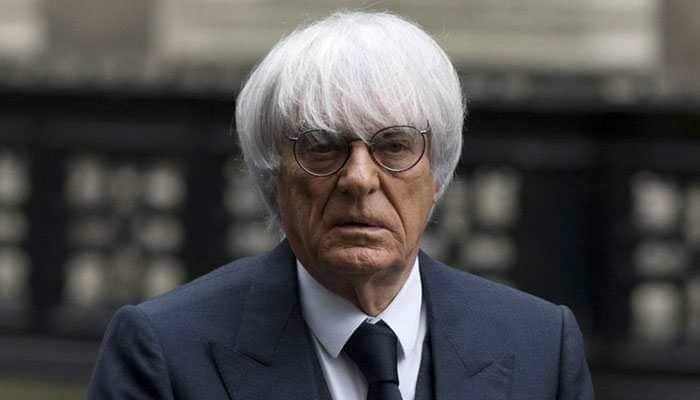 Former Formula One boss Bernie Ecclestone set to become father at 89