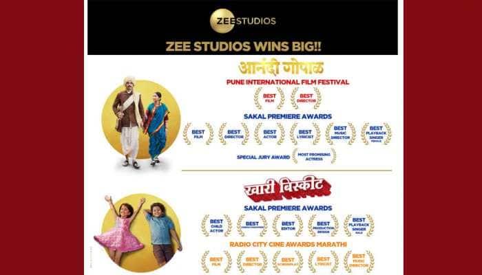 Zee Studios wins big!!