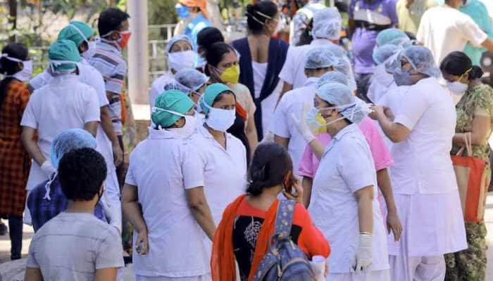 AIIMS suggests re-use of PPE for treating COVID-19 patients to resolve shortages