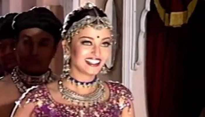Bollywood News: Aishwarya Rai Bachchan's old dance clip from an unreleased film goes viral - Watch