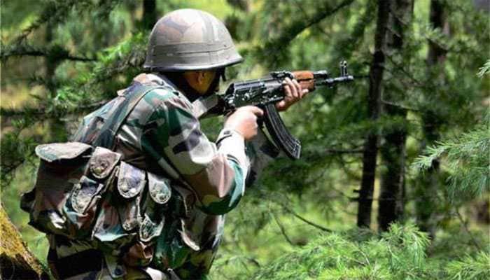 Encounter in Kulgam, ceasefire violation by Pakistan at Poonch in J&K