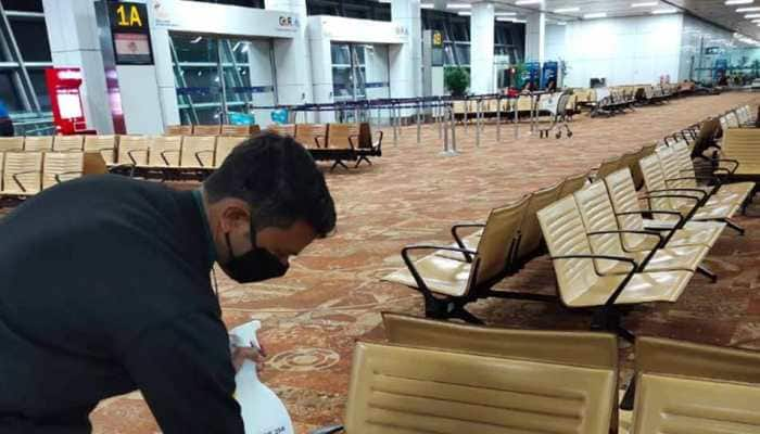 Delhi airport functional despite coronavirus COVID-19 lockdown, handles cargo, special evacuation flights