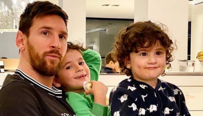 Coronavirus: Lionel Messi calls health workers 'anonymous heroes'
