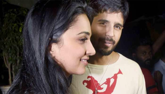 Entertainment News: Sidharth Malhotra crashes Kiara Advani's live chat - Watch her reaction