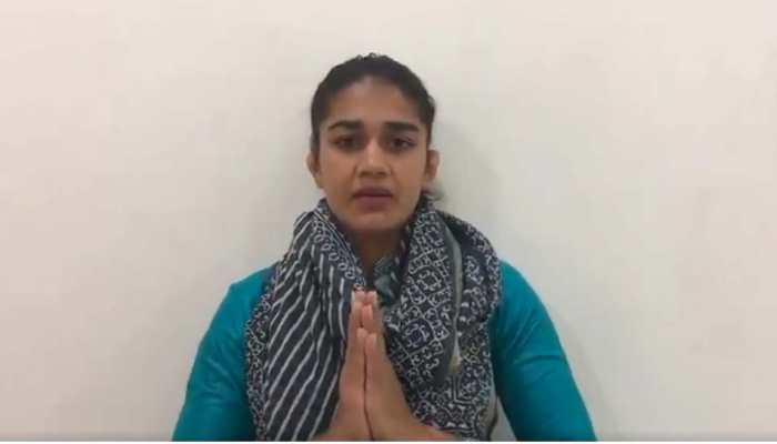 I am no Zaira Wasim, won't get threatened: Babita Phogat defends her statement against Tablighi Jamaat