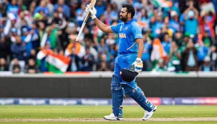 Rohit Sharma is a package, pure batsman: Mohammad Shami