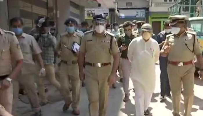 Coronavirus COVID-19: Health workers attacked in Bengaluru's Padarayanapura over quarantine rumours