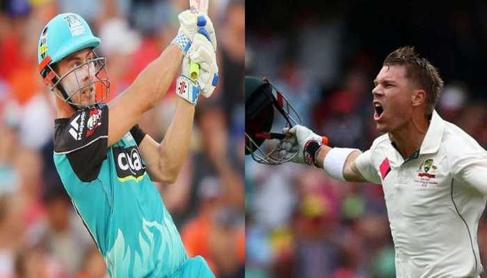 'Need to have word with you': Chris Lynn trolls David Warner's latest dance video with wife