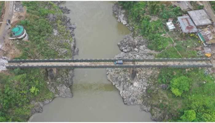 BRO builds Doporijo bridge in Arunachal in record time to ensure supplies of items amid COVID-19 lockdown