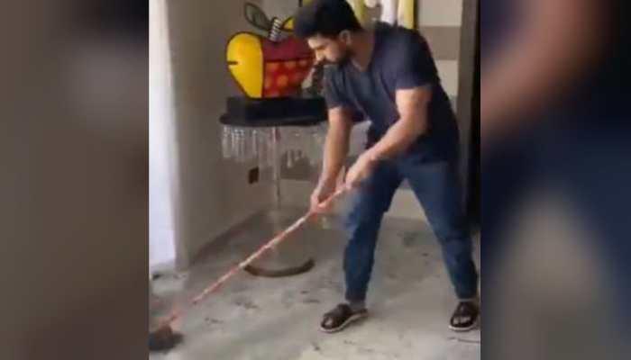 #BetheREALMAN challenge takes internet by storm, see how Rajamouli, Ram Charan performed their tasks; all eyes on Ranveer Singh now