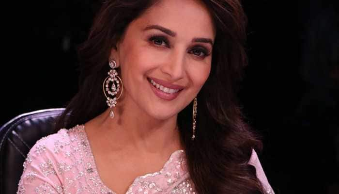Madhuri Dixit Nene shares what's on her phone