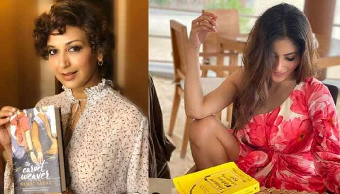 World Book Day 2020: Sonali Bendre, Twinkle Khanna, Mouni Roy, Sonam Kapoor to Shweta Tiwari - actresses who love to read!
