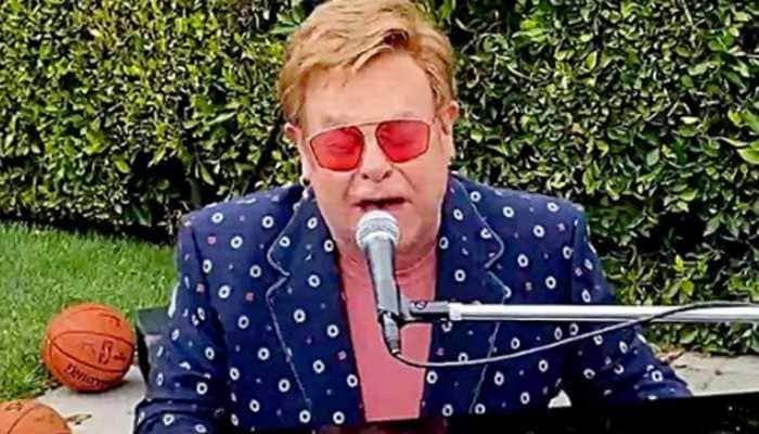 Elton John cancels all remaining 2020 tours due to coronavirus COVID-19 pandemic