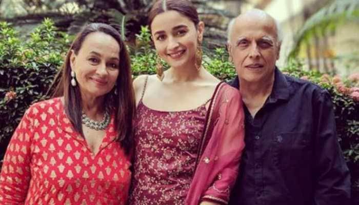 Alia Bhatt's reaction to parents Mahesh Bhatt and Soni Razdan's cooking post is priceless