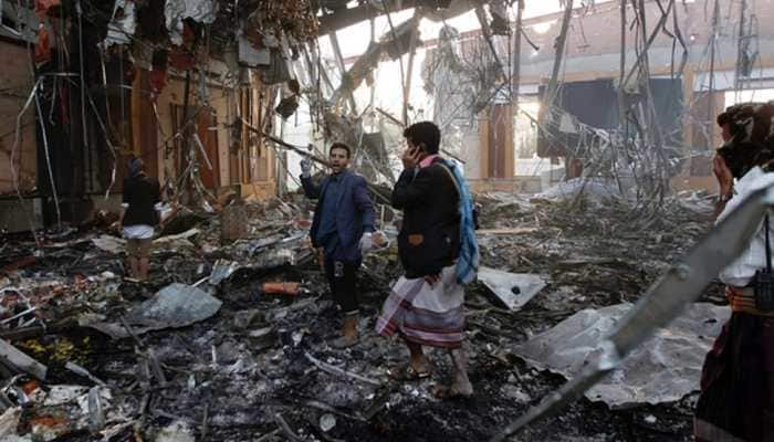 Saudi-led coalition in Yemen calls for end to escalation in south