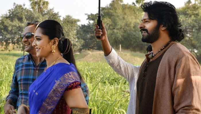 3 Years of Baahubali 2: These BTS pics of Prabhas, Anushka Shetty, Tamannaah Bhatia from SS Rajamouli's 'Baahubali' will take you on nostalgia trip