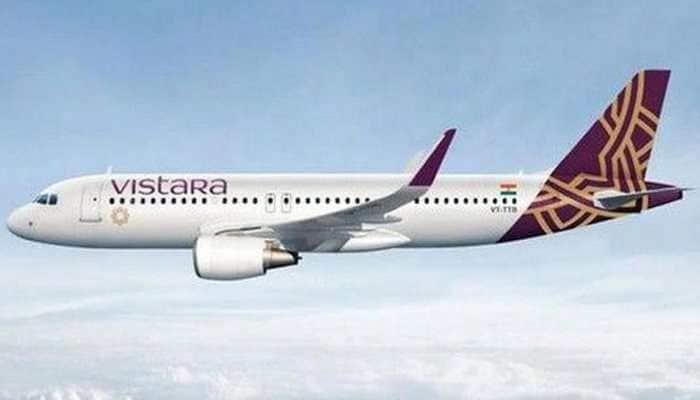 Vistara temporarily modifies in-flight services