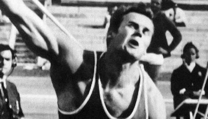 Former Olympic javelin champion Janis Lusis dies aged 80